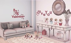 Tryly Lovely (Rose Sternberg) Tags: second life deco decoration cosmopolitan event on9 tb maison tres beau bee designs gacha