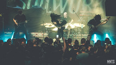 Jinjer - live in Kraków 2019 fot. Łukasz MNTS Miętka-24