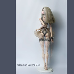 "BJD lingerie (collection ""Call me doll"") Tags: ollectioncallmedoll tinawhite sculpture bodysculpting sculpt legitbjd collectionbjd artistcast fashiondoll inspire creative resindoll bjddoll bjdphotography explore dollmaker collectiblebjd ooakartdoll artdoll bjdartist handmade balljointeddoll bjd"