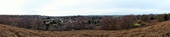 Panoramic View NW over Stafford from Brocton (eucharisto deo) Tags: canock chase staffordshire panoramic panorama aonb
