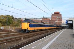 ICM 4089 met onbekende soortgenoot te Amersfoort (vos.nathan) Tags: amersfoort icmm 4089 ns nederlandse spoorwegen amf