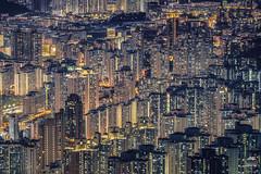 High density, Hong Kong (kenneth chin) Tags: feingoshan nikon d850 nikkor 70200f28vrii building yahoo google asia city hongkong kowloon peak