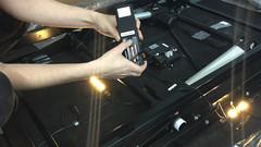 Lineal Adjustable Base by Saatva Remote lights on (The Sleep Judge) Tags: lineal adjustable base by saatva