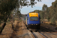 Through CHILTERN (1/2) (Jungle Jack Movements (ferroequinologist)) Tags: chiltern albury melbourne sydney xp xpt nsw victoria 2004 2003 city kempsey orange australia power grunt performance diesel electric rail railway railroad rails line bogie engineer train engine appliance kw traction run load pull passenger station set platform pickup carriage trip dmu multiple unit intercity interstate transport gunzel gunzelling gunzeller 列車 培养 la traîne die eisenbahn treno el tren электровоз 内燃机车 mind gap