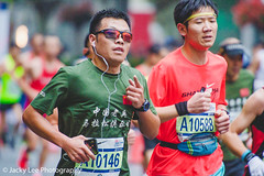 LD4_9267 (晴雨初霽) Tags: shanghai marathon race run sports photography photo nikon d4s dslr camera lens people china weekend november 2018 thousands city downtown town road street daytime rain staff