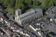 Bury St Edmunds St Marys Church next to the Greene King Brewery aerial (John D Fielding) Tags: kingslynn suffolk church brewery greeneking above aerial nikon d810 hires highresolution hirez highdefinition hidef britainfromtheair britainfromabove skyview aerialimage aerialphotography aerialimagesuk aerialview drone viewfromplane aerialengland britain johnfieldingaerialimages fullformat johnfieldingaerialimage johnfielding fromtheair fromthesky flyingover fullframe
