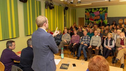 Mit den SPD-Ortsvereinen Oldenburg Nord/West und Eversten habe ich über die Erneuerung der SPD diskutiert.