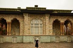Teheran - Grüner Palast (KieGe) Tags: teheran iran 5dm3 palast
