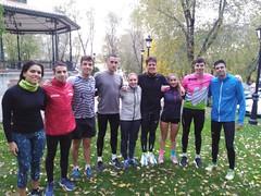 Grupo de Entrenamiento Team Clavería 14