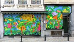 / Bruxelles - 22 dec 2018 (Ferdinand 'Ferre' Feys) Tags: bxl brussels bruxelles brussel belgium belgique belgië streetart artdelarue graffitiart graffiti graff urbanart urbanarte arteurbano ferdinandfeys