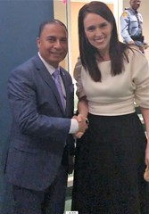 """New Zealand JACINDA ARDERN, Prime Minster of New Zealand, • <a style=""""font-size:0.8em;"""" href=""""http://www.flickr.com/photos/146657603@N04/44699397500/"""" target=""""_blank"""">View on Flickr</a>"""