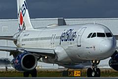 N586JB I Heart Blue York FLL JTPI 5093 (JTOcchialini) Tags: kfll fll jet blue a320 ft lauderdale hollywood international airport 2019 runway 10r special boston celtics ny jets i heart new york