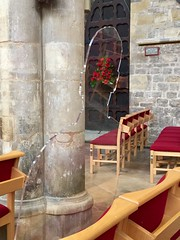 There but not there (lesleydoubleday) Tags: meltonmowbray stmaryschurch therebutnotthere