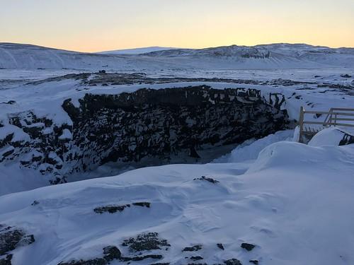 Víðgelmir cave entrance