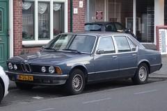 1980 BMW 732i (harry_nl) Tags: netherlands nederland 2018 eindhoven bmw 732i 7er e23 fr25zh sidecode4