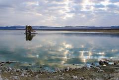 20140123_mono_lake_013 (petamini_pix) Tags: monolake california tufa lake sky reflection clouds landscape water