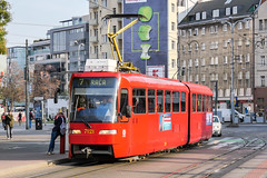 BTS_7121_201811 (Tram Photos) Tags: ckd tatra k2s bratislava dopravnýpodnikbratislava dpb strasenbahn tram tramway električková mhd električka