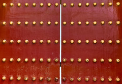 Forbidden City - Beijing (Joao Eduardo Figueiredo) Tags: china beijing nikon d3x forbidden city door doors nikond3x joaofigueiredo joaoeduardofigueiredo