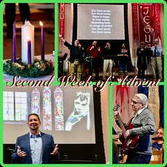 Second Week of Advent Ad (nomad7674) Tags: 2018 december diptic diptych grid collage christmas advent second week 2nd 2 ad advertisement beacon hill church evangelical free efca monroect monroe ct connecticut