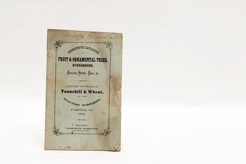 1868 Rare Staunton booklet ($134.40)