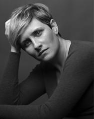 (Jay DeFehr) Tags: belladonna champaign portrait studio kodak sinar largeformat film juliet