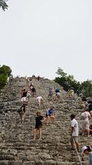 2017-12-07_12-24-44_ILCE-6500_DSC03016 (Miguel Discart (Photos Vrac)) Tags: 2017 48mm archaeological archaeologicalsite archeologiquemaya coba e1670mmf4zaoss focallength48mm focallengthin35mmformat48mm holiday ilce6500 iso100 maya mexico mexique sony sonyilce6500 sonyilce6500e1670mmf4zaoss travel vacances voyage yucatecmayaarchaeologicalsite yucateque