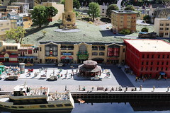 """Lego San Francisco in Miniland at Legoland California • <a style=""""font-size:0.8em;"""" href=""""http://www.flickr.com/photos/28558260@N04/45391619745/"""" target=""""_blank"""">View on Flickr</a>"""