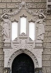 Prager Fassadendetails - 18 (fotomänni) Tags: prag prague praha jugendstil fassadenfiguren skulptur skulpturen sculpture kunst art manfredweis