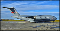 """93-0600 USAF Tennessee Air National Guard """"Memphis Belle XI"""" (Bob Garrard) Tags: 930600 usaf tennessee air national guard memphis 30500 united states force c17 mcdonnell douglas c17a globemaster iii anc panc belle xi"""