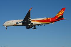 Hong Kong Airlines A350-941 (B-LGH) LAX Approach 3 (hsckcwong) Tags: hongkongairlines a350941 a350900 a350 airbusa350 blgh lax klax