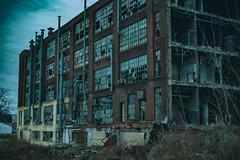 Wall-O-Pipes (IAmTheSoundman) Tags: jakebarshick sony a99 abandoned urbanexploring urbex building decay bricks ohio
