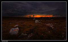 Crépuscule sur la Lande...... (faurejm29) Tags: faurejm29 canon ciel sigma sky sunset paysage nature