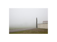 Pianura Padana [Confini] (ro_buk [I'm not there]) Tags: newtopographics newtopographers fog nebbia pianurapadana confini boundaries