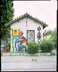 Pantin FF-0003 (benjaminbroom) Tags: argentique fuji160ns grandformat pantin urbanisme 4x5 iledefrance