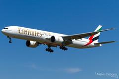 Emirates Boeing 777-31HER  |  A6-EPB  |  LMML (Melvin Debono) Tags: emirates boeing 77731her | a6epb lmml cn 42321 melvin debono spotting canon plane planes photography airplane airport aviation aircraft air malta mla