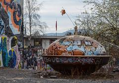 UFO (AstridWestvang) Tags: oslo street