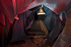 Gypsy Tent (ShapesIndustries.com) Tags: hauntedbasement spooky halloween underground fear evil sets scenes stages displays exhibit attraction experience theater dark