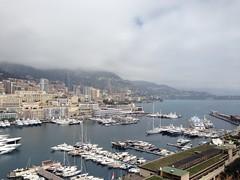 Monaco (Las Cuentas) Tags: monaco cote d azur monte carlo landscape la condamine harbour