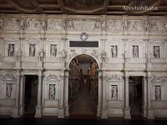 Teatro Olimpico (aeeshahraha) Tags: vicenza italy architecture