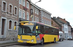 763183 738 (brossel 8260) Tags: belgique bus prives tec liege verviers