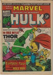 Hulk #48 (Rare Comic Experts 43yrs of experience) Tags: komickaziofficial ukcomics marvel marvelcomics hulk avengers thor retro vintage hq gibi quadrinhos comics cbcs cbcscomics cgccomics cgc