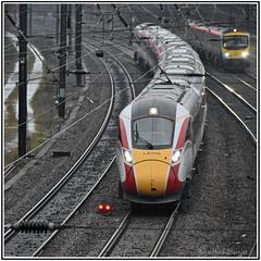 DSC_8880*8 (Mark's Train pictures) Tags: azuma azumaiep hitachiazuma hitachi lner 5q51