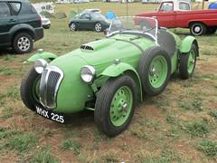 158 Frazer Nash Le Mans Replica (1951) (robertknight16) Tags: frazernash british 1950s lemansreplica crosthwaitegardiner werner chateauimpney whx225
