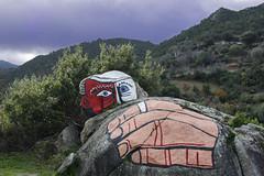 mexicorgosolo (Paolo Dell'Angelo (JourneyToItaly)) Tags: murale orgosolo sardegna italia provinceofnuoro sardinia italy murales rock