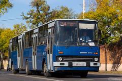 BPO-466 (Adamkings14) Tags: bpo466 ikarus 280 bkv bkk budapest 24es villamospótló orcy tér tram replacement