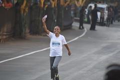 Vasai-Virar Marathon 2018 - Enjoying Marathon