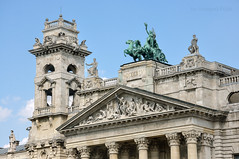 Architecture of Budapest (Grzesiek.) Tags: budapest budapeszt architecture architektura
