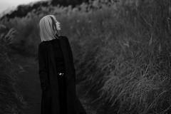 Cold Air (HarQ Photography) Tags: fujifilm fujifilmxseries xt3 xf56mmf12r portrait conceptual monochrome blackandwhite japan nara