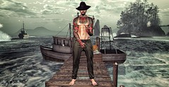 Look 484  ✯✯✯  flOw.  ✯  DAPPA  ✯  WRONG  ✯  Volkstone  ✯✯✯  -  New Releases!!! (Raphael Gauthier) Tags: gift grouman men pants shirts blouse jacket style blog hair tattoo fashion couple shoes photoshop pgift gacha skin poses free clothes beard casual he event estilo events raphaelgauthier raphael ava avatar avi secondlifeblog second secondlifeblogger secondlife fashionblogger fashionmaleblogger gauthier man moda myuniverse myuniversebyphaelgauthier newreleases newrelease new deadwool volkstone dappa wrong flow dubai limit8 menonlymonthly mancaveevent themenjail personal dante richo