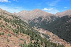 Independence Pass, Colorado (russ david) Tags: independence pass co colorado landscape mountain september 2018 road